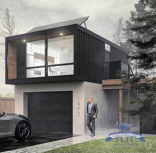 Flit Gyorsépítésű Ház #4