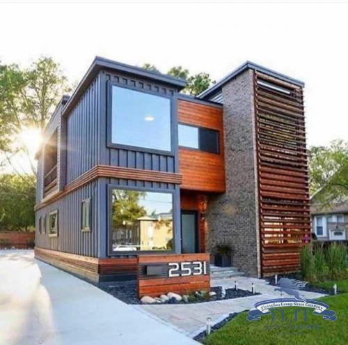 Flit Gyorsépítésű Ház #1